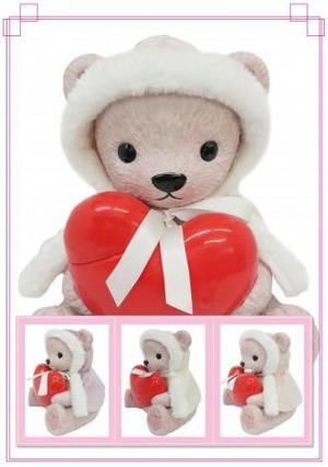テディデキャンタ【Berry】《ベビードールコレクション》40% 500ml