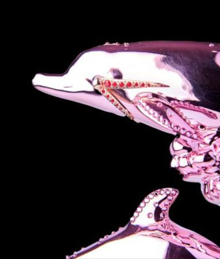 【Stylish Selection】Flash Rose Dolphin  40%  500ml