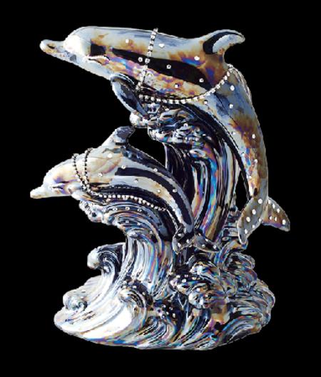 Black Dolphin (Diamond Eyes)   40%  500ml