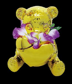 テディデキャンタ【Gold】アロハコレクション  40%  500ml